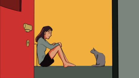 女儿转学后变得不正常!唯一朋友竟是猫?最后发现真相不寒而栗