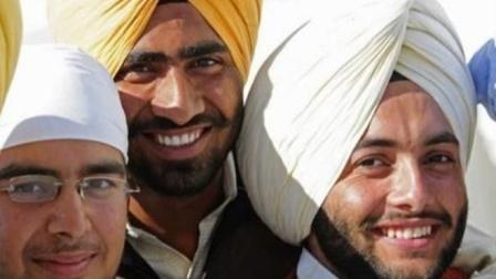 印度这么热,为何男性还要用头巾包住头?看后涨知识了