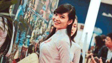 在越南,100元人民币可让越南美女做什么,说出来你可能不信