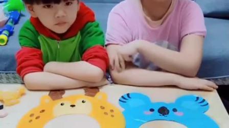 童年的记忆:小朋友们喜欢哪个小动物呢?