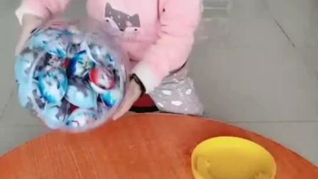 童年的记忆:妈妈我最喜欢吃奇趣蛋了