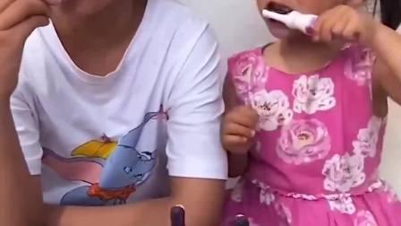 童年的记忆:这个是牙刷糖啊!