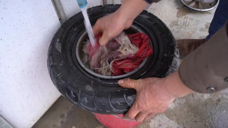 电动车电机进水生锈用什么清洗?修车师傅用水清洗你觉得合适吗?
