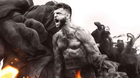 【关于我变成羽量级最强拳法高手这档事】波士顿终结者:加尔文-凯塔尔的终结集锦