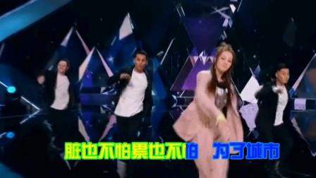 劲爆DJ舞曲《贵人环卫工人之歌》         勾文静/蒲泽飞作词    歌乐美作曲    石彩霞演唱