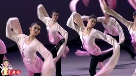 古典舞基本功,水袖甩起来,没有点功力是不行的!