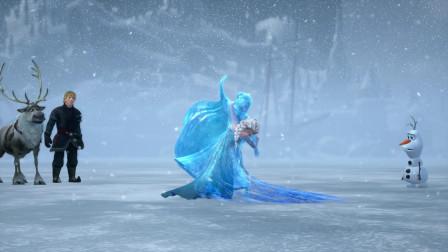 王国之心3 17 冰雪奇缘 下
