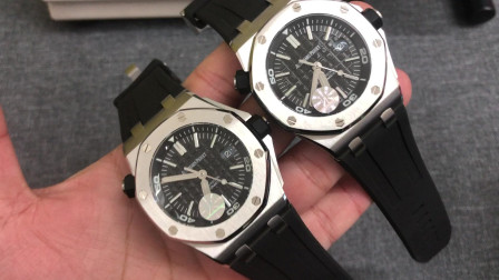 JF厂V10版本ap15703手表对比V9S升级了哪些细节