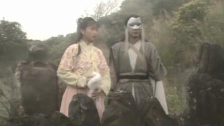 神雕:杨过带着郭襄,去黑泥沼捉九尾灵狐,却出现一位神秘老太太
