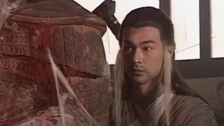 神雕:杨过躲在破庙,竟听到柯镇恶说,他爹杨康是遗臭万年的小人