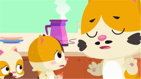 佩奇和乔治在搅什么。小猪佩奇游戏