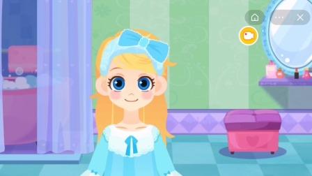 公主化妆日记:快来给小美化妆吧!