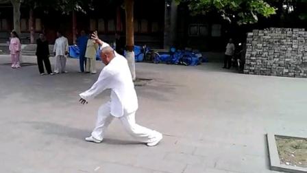 形意八卦连环掌10——刘志平(精平)