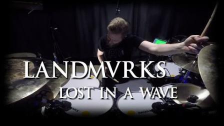 Adam Bjork - Landmvrks - Lost In a Wave - Drum Cover