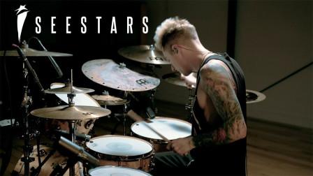 Luke Holland - I See Stars - Running With Scissors Drum Playthrough