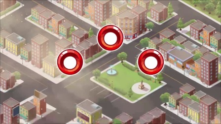 汽车人救援队:陨石要袭击城市了,汽车人准备出发!