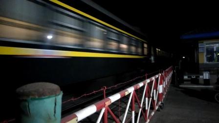 【列车】HXD3D+25G【K388】沈阳北——成都 沈山线 桃园道口上行