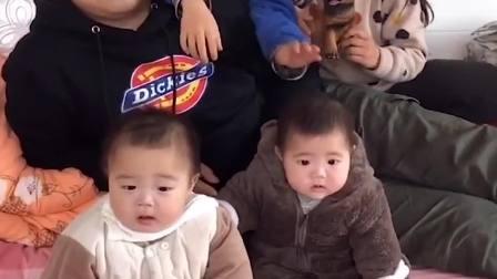 童年的记忆:萌娃们像爸爸妈妈表白,太暖心了