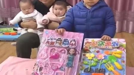 童年的记忆:又买这么多玩具呀