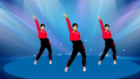 神曲舞蹈教学《温柔萨卡斯》舞蹈更火,36步跳疯了