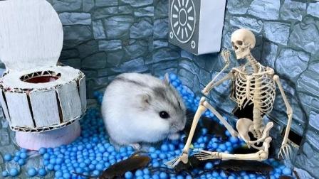 仓鼠大创关:仓鼠能闯过小僵尸的层层难关吗?