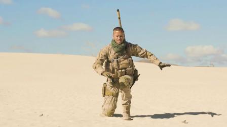 狙击手踩中地雷,站了62小时不敢动,最后挖出来是个易拉罐