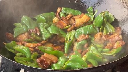 辣椒炒肉的正确做法,辣中带点咸香,开胃下饭,厨房小白也会做
