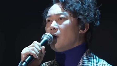 中国歌手砸场子现场,陈奕迅演唱高难度《浮夸》,唱傻韩国观众