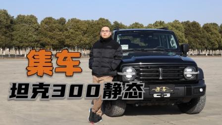 【集车】坦克300静态体验