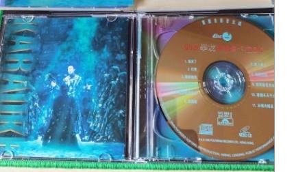 【VCD2转制】张学友95友学友演唱会 卡拉OK