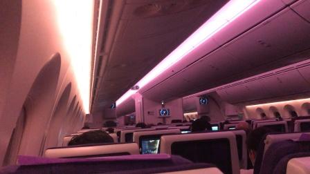 吉祥航空B787-9机舱
