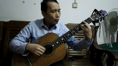 《同桌的你》古典吉他独奏