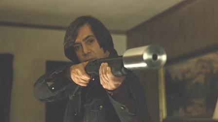变态杀手用高压气枪当武器,大开杀戒,一枪一个枪枪致命