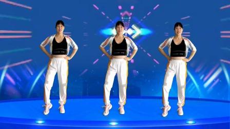 嗨爆DJ步子舞《沧海一声笑》时尚带劲,舞步简单易学