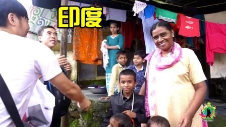 深入印度贫民窟,刚开始还有些心慌慌!拍于印度孟买