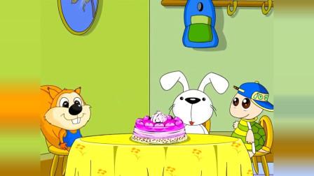 幼儿故事 小猪的礼物-小猴得到了小猪什么礼物