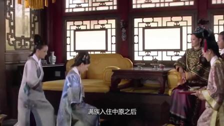 """古代妃子脖子上的""""白布条"""",装饰是次要,主要是方便皇帝"""