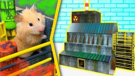 [仓鼠大冒险]之切尔诺贝利迷宫,到处危机四伏