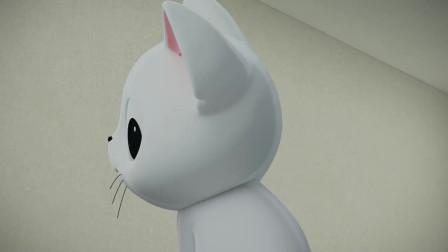 《甜甜私房猫》小白白,你怎么了