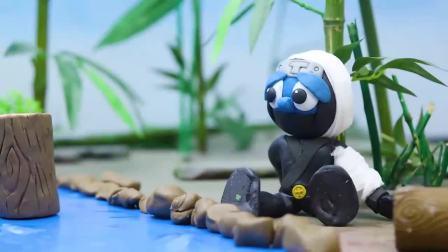 益智玩具:忍者小泥人展开有趣对战