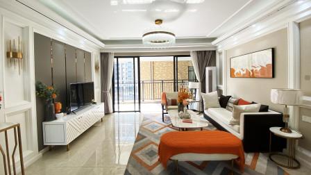 中山火炬区的房子,116平方150万,4房改3房,横厅改竖厅,漂亮