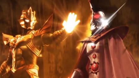 奥特银河格斗2:塔尔塔罗斯阴谋曝光!原来他和奥特之王有私仇!