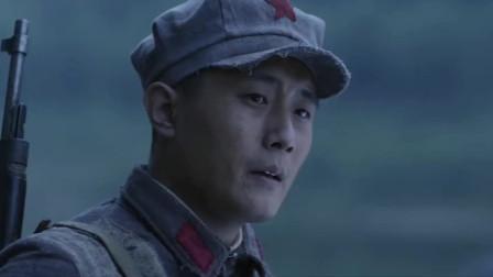 影视:敌人重机枪封锁了红军前进的路线,神枪手班班长挺身而出