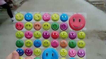童年的记忆:奖励宝贝一个笑脸贴纸吧