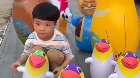童年的记忆:妈妈,我想买个企鹅