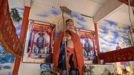 全国唯一的猪八戒寺,这里的信仰很奇特,高老庄原来真实存在?