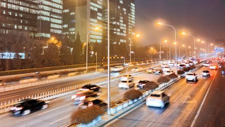 小米11镜头下的北京冬夜:用科技点亮流动的夜色