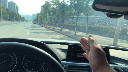 1分钟学会靠边停车技巧,不蹭路边路牙子,比驾校学的实用