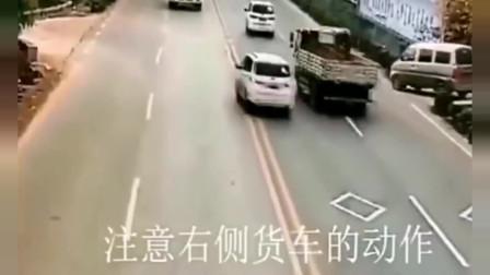 监控:这次的车祸如果没有监控!真凶就真的成了漏网之鱼了。
