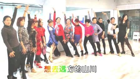 20210114 桑巴舞班学员照